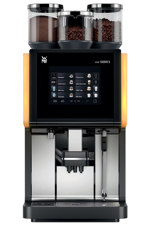 wmf 5000 s coffee machines espresso machines dynamic milk wmf south africa. Black Bedroom Furniture Sets. Home Design Ideas